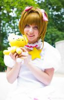 Ali Li Cosplay - Card Captor Sakura 01 by JonathDer
