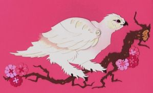 cut paper ptarmigan by whatwith