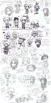 Doodle Dump - Yes, already by Nami-Tsuki