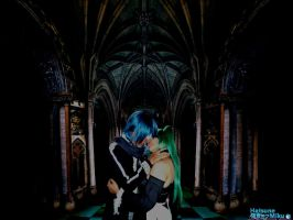 Kaito's Passionate Kiss by LadyLorrayne