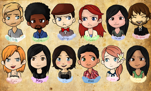 The Lizzie Bennet Diaries by Tetra-Zelda