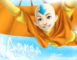 Avatar: Aang by v2-6