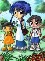 Go to school...::Colored:: by didihime