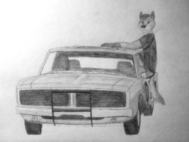 Me and the General Lee by LoneWolfLuke