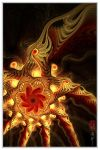 Dragonfire Warming the Nest by YarNor