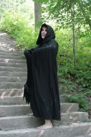 Hooded Sorceress 4 by sd-stock