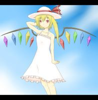 Flandre in Summer Dress by GarlandScarlet