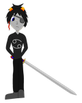 .:CE:. Karkat Cosplay by ArachneAdopts