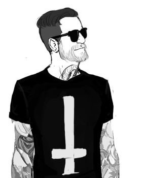 Andy Hurley by Meglm5291