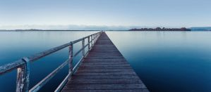 Early morning | Lake Illawarra by TahaElraaid