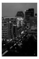 Miniature Montreal II by Arcanacaries