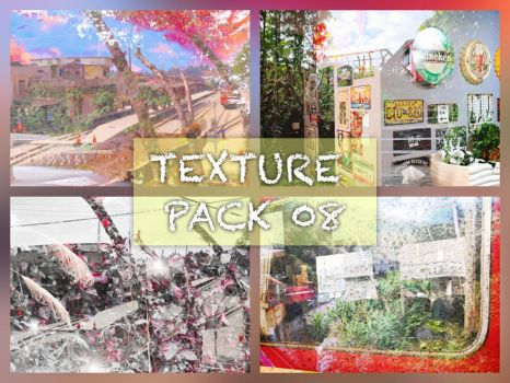 TEXTURE PACK 08 by joannayip