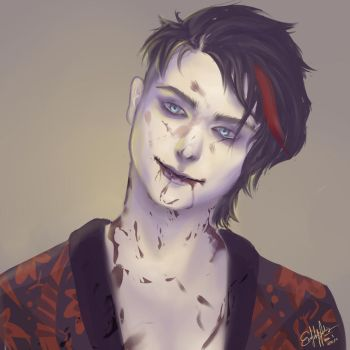 Tristan Duffy - American Horror Story: Hotel by Theronnx