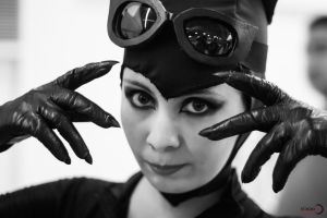 Catwoman - Yukishir0 by DraconPhotography