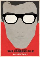The Ipcress File Poster by countevil