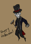 Happy Wholloween! 2015 by crazyartist12