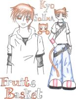 Kyo Sohma by An-Asian-girl