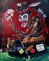 Voodoo Land or Bust by gpr117
