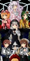The Mystics Rozen Maiden by CelestialRayna