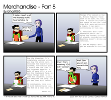 Merchandise - Part 8 by ghost085
