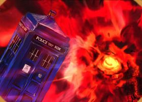 Journey's through the Vortex - Doctor Who by NicolaMichelle