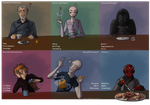 Star Wars: Breakfast of Champions by Teq-Uila