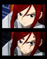 Erza Scarlet by SapphireAMP