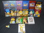 The Simpsons DVD Collection by Malidicus