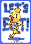 20140927 - FNAF Chica by nekoiichi