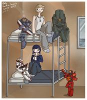 Jaeger Daycare by ars-autem-lux