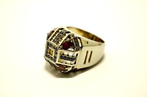 Men's ring from Gato by GatoJewel-DerKater
