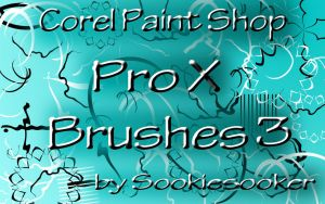 Sookie Corel PS ProX Brushes 3 by sookiesooker