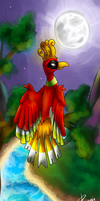 Ho-oh by Pxoenix2014