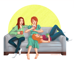 Tea - The Lizzie Bennet Diaries by Irrel