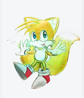 Classic Tails by muffinlee