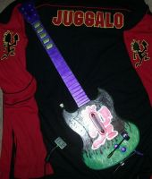 ICP Guitar by JuggalettaGurl