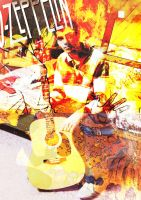 Me with Guitar by frankzzsword