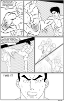 The One Arm Fighter - Page 21 by GenghisKwan