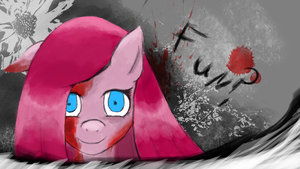 Pinkamena Wallpaper by marky1212