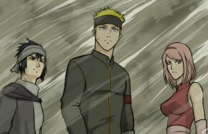 Team 7: The Last by goldtale