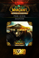 World Of Warcraft: Mists Of Pandaria by sickhammer