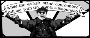 Il Duce - The Boondock Saints by BarrettBlank