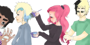 timetodye by AliceInPirateland