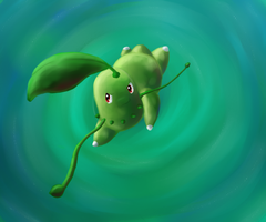 Chikorita 251 Challenge by Chicorii