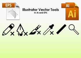 Vector Tool Icons by SuiteDesign