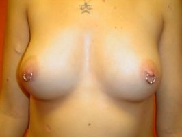 nipple piercing2 by MFCP