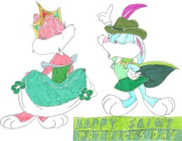 Happy St Patrick's, Returners by ThrillingRaccoon