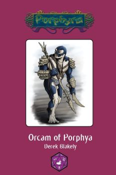 Orcam of Porphyra by cybervideo