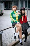 Persona 4 - Break On Through by stormyprince