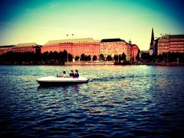 Boat Trip by sican